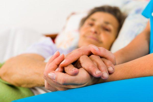 การดูแลผู้สูงอายุติดเตียง