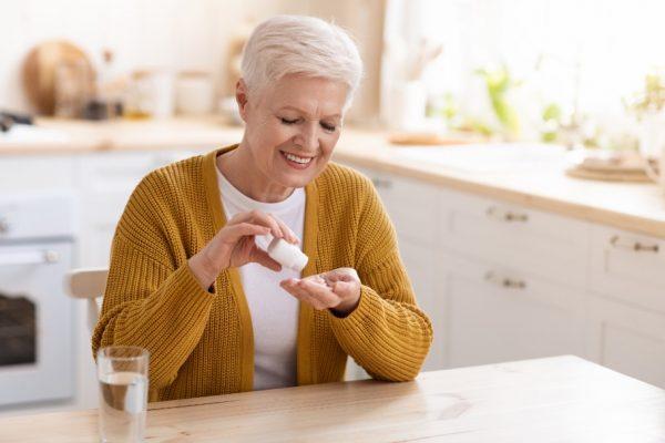 การเปลี่ยนแปลงของร่างกายในผู้สูงอายุส่งผลอย่างมากต่อการกิน